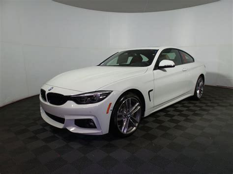 Bmw 3 Series 2019 White by 2019 New Bmw 4 Series 440i Xdrive At Bmw Of Warwick