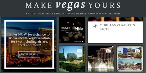 Mlife Gift Card - make vegas yours by winning a free trip to vegas million mile secrets
