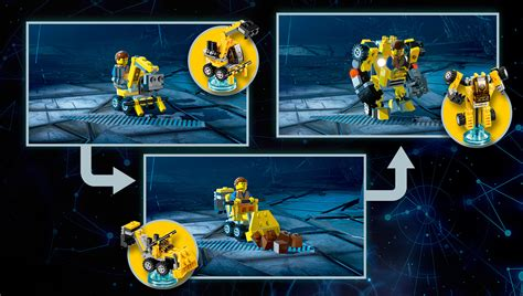 Lego Decool City Series Large Ready lego dimensions lego emmet pack zavvi