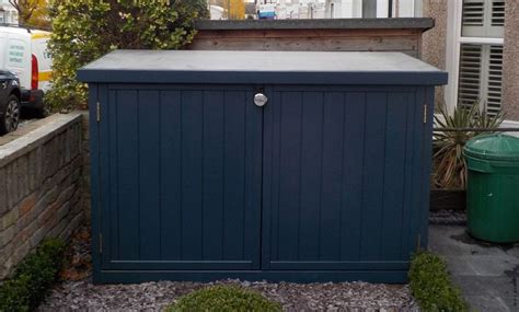 Front Garden Bike Shed by Best 20 Bike Shed Ideas On Bicycle Storage
