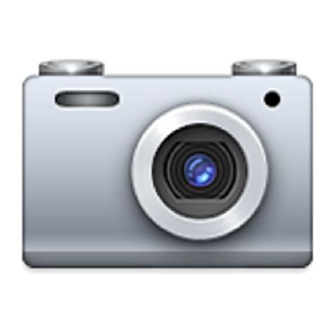 emoji camera camera emoji u 1f4f7 u e008