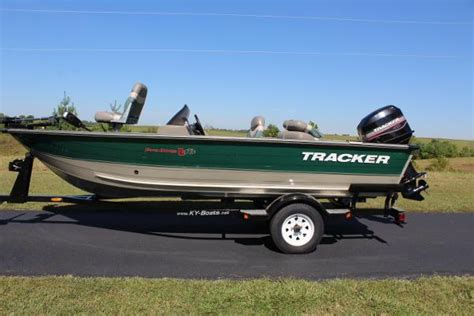 tracker boats used deep v tracker pro deep v 16 boats for sale
