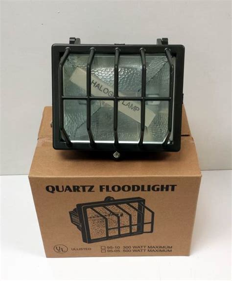 500 watt quartz l buy 500 watt quartz halogen floodlight fixture 120v cheap