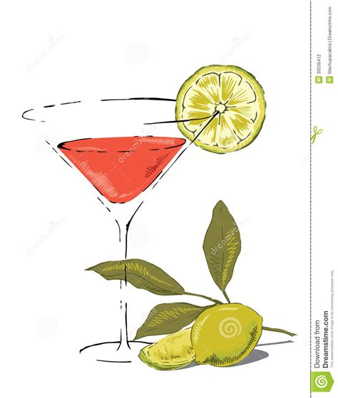 cosmopolitan drink drawing cosmopolitan clipart clipground