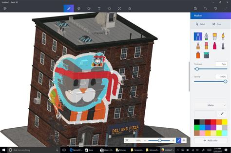 how to use microsoft paint 3d the new version of the microsoft paint 3d review rating pcmag com