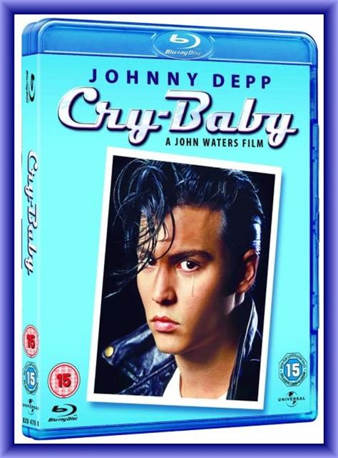 johnny depp biography in spanish cry baby johnny depp new blu ray reg free