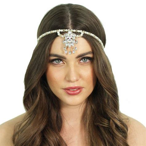 pictures great gatsby styles headpiece for women long elastic hair bands ebay electronics cars fashion 2015