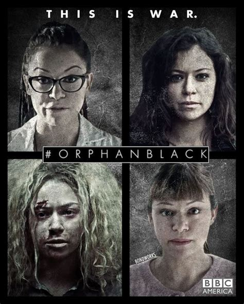 tentang film orphan black 134 best clone club images on pinterest orphan black