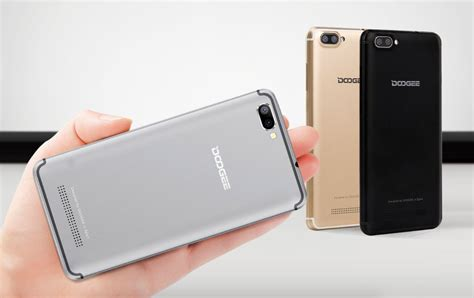 Doogee X20 doogee x20 is a budget dual phone with 5 hd display and android 7 0 nougat the android