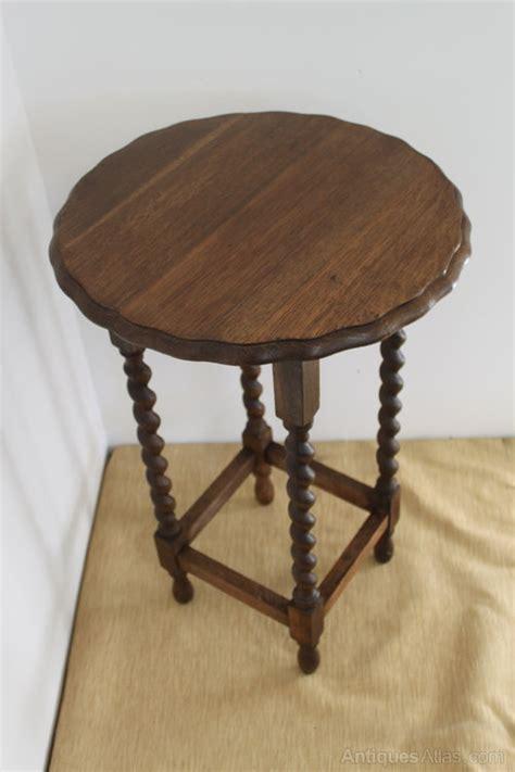 barley twist table legs for sale very pretty oak side table with barley twist legs