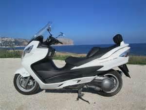 Suzuki Burgman 400cc Suzuki Burgman 400 Abs For Sale In Javea Costa Blanca Spain