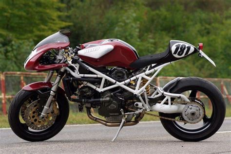 Ducati St4 Motorrad Umbau by Ducati St2 B 246 Sel