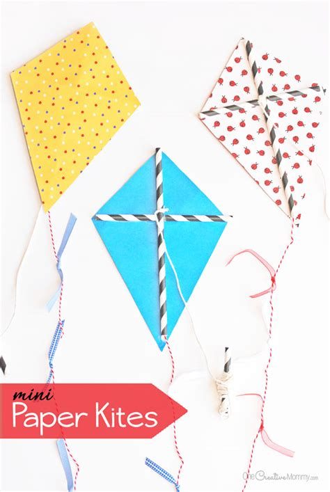 How To Make Kite Paper Flowers - 20 easy crafts for this summer hobbycraft