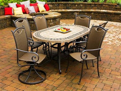 Table For Patio Patio Tables Ideas Homesfeed