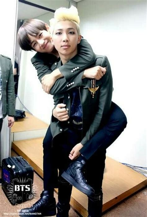 Rap Mon is soo tired of V     B A N G T A N      Pinterest   Rap monster, Boys and Fly to