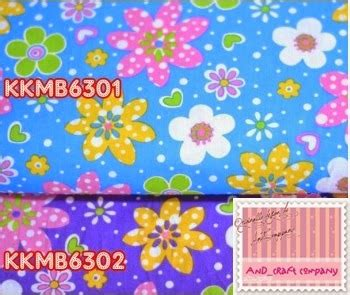 Kkb62 Katun Jepang Motif Rumpun Mawar Pink Uk 15mx Lebar Kain jual kain katun and s crafts