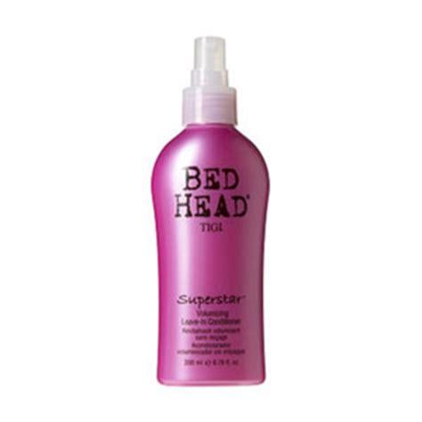 bed head leave in conditioner tigi bed head superstar leave in conditioner 200ml