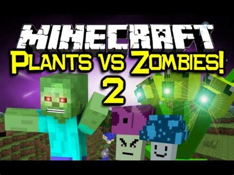 mod game plant vs zombie minecraft plants vs zombies 2 mod spotlight let s