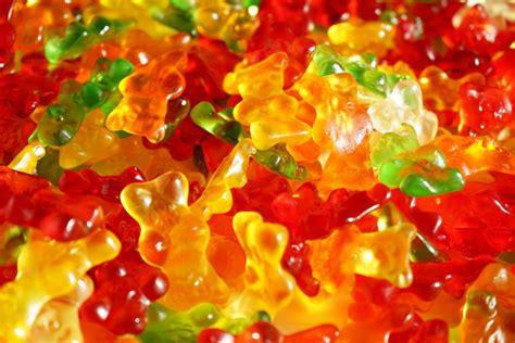 Haribo Permen Jeli Rasa Cola gambar buah bulat jeruk makanan hijau merah warna