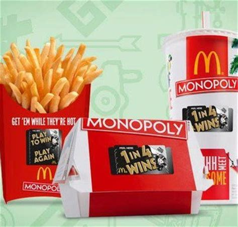 Mcdonalds Monopoly Instant Win Food Rules - 2013 mcdonald s monopoly game ends 8 12 13 saralee s deals steals giveaways