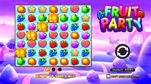 fruit party slot  play    spins