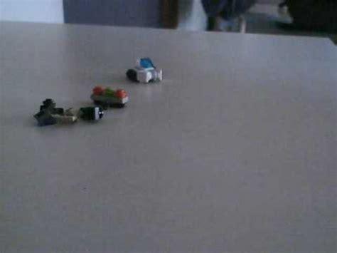 Transformers Mini Battle With Launcer Isi 9 Pcs Hasbro lego mini transformer battle wheeljack vs fireracer how to make do everything