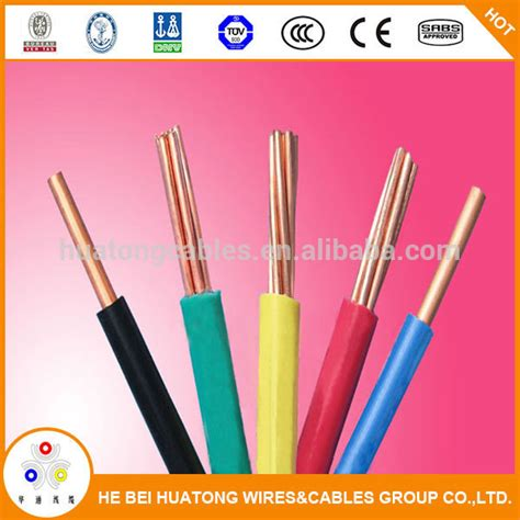 cost of 6 electrical wire ce certified underground electrical wire prices buy
