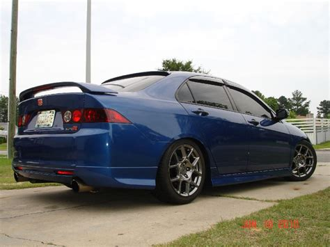 Acura Tl And Tsx by Slammed Acura Tsx With Tl Type S Wheels Drive