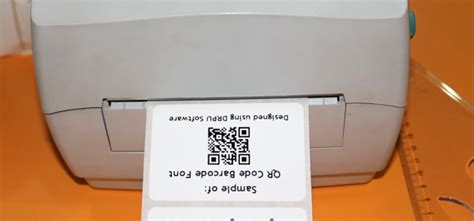Printer Qr Code drpu barcode maker software creates qr code howtobarcode