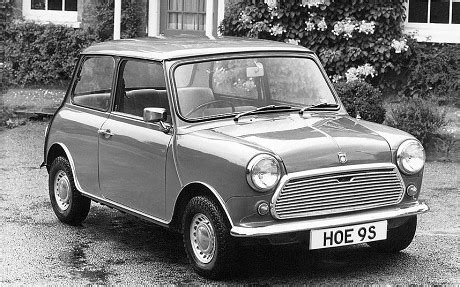 Mini Original mini a brief history telegraph