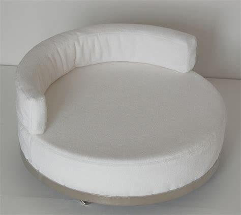 round dog bed round about dog bed modern dog beds other metro by