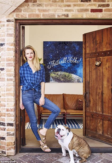 brooklyn decker reveals the irreverent d 233 cor in her west