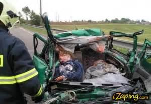 Fotos horribles de accidente de tr 225 fico