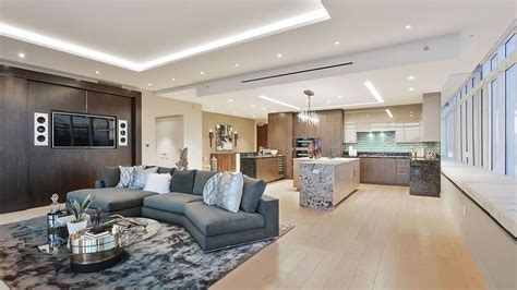 san francisco s millennium tower penthouse offers luxury millennium tower penthouse s value plunges 29 in