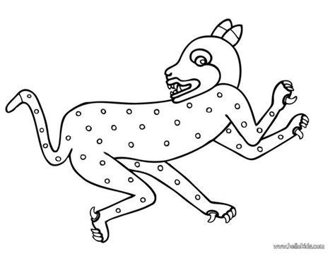 ocelot coloring pages hellokids com