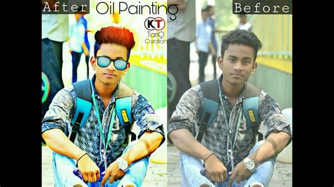 picsart tutorial oil paint oil painting smooth editing picsart picsart editing
