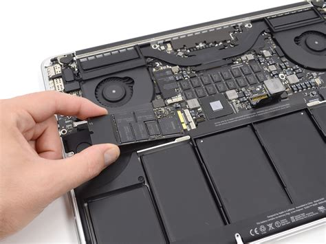 Ssd Macbook Pro macbook pro 15 quot retina display mid 2012 ssd replacement