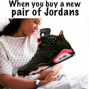 Jordan Shoes Memes - baby puns kappit