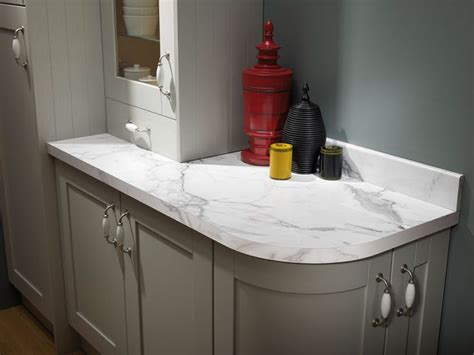 Laminate Marble Countertop by Calacatta Marble Prima Formica Laminated Worktop Homeimprovement Redecorate Kitchen