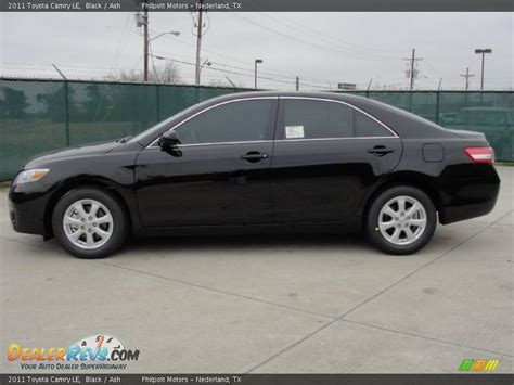 le black 2011 toyota camry le black ash photo 6 dealerrevs