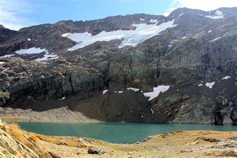 lac 2641m et refuge 2280m de la fare randonn 233 e grandes rousses arves