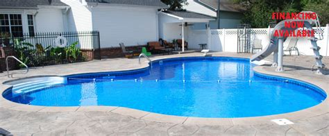 backyard pools and spas above ground in ground pool installation and repair