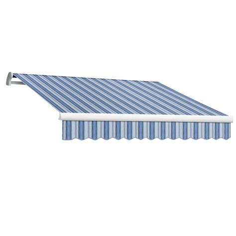 16 ft awning awntech 16 ft maui lx right motor retractable acrylic