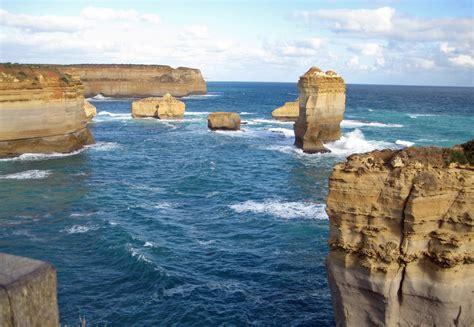 Painted Wall Murals Nature rambling traveler australia s twelve apostles