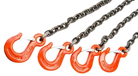 cadenas eslingas diferencias de izar con eslingas de cadena o con eslingas