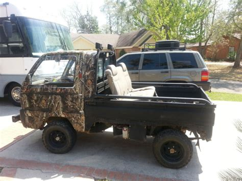 hunting truck for sale honda 4x4 hunting mini truck classic honda mini truck