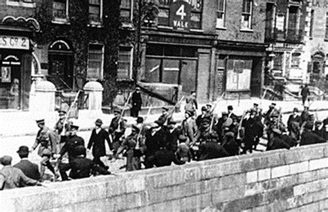 el alzamiento el alzamiento de pascua de 1916