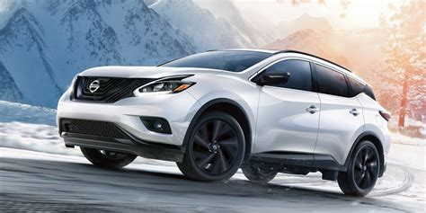 nissan rogue midnight edition gunmetal 2018 murano midnight edition nissan usa