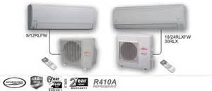 Fujitsu Vs Mitsubishi Mini Split Fujitsu Halcyon Ductless Air Conditioners Heat Pumps In