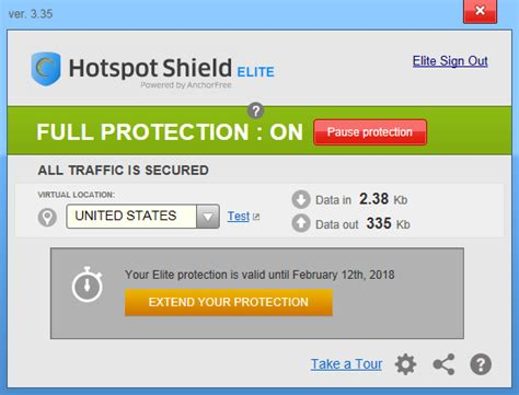 hotspot shield vpn 3 40 full version included crack master share files hotspot shield vpn elite edition 3 35